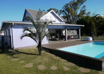magnifique maison avec piscine réunion
