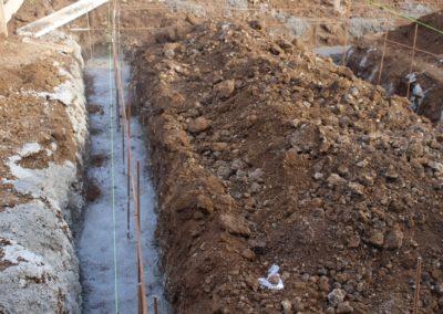 travaux creusement fondation maison réunion