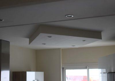photo plafond électricité maison réunion