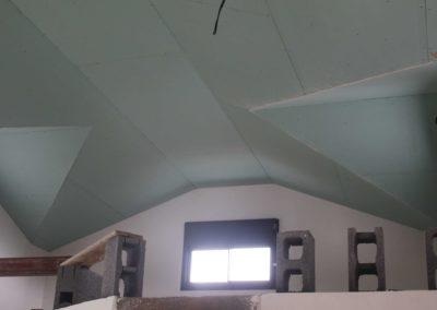 création plafond aménagé réunion