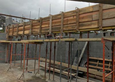 Travaux de renforcement beton Réunion