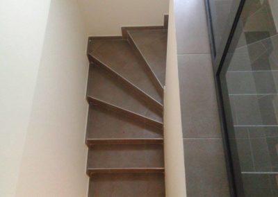 photo escalier maison réunion